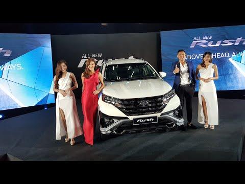 2018 New Toyota Rush Walkaround Review   Evomalaysia.com