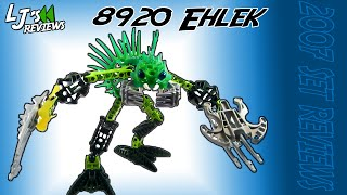 Eljay's Recap Review:   8920 Ehlek