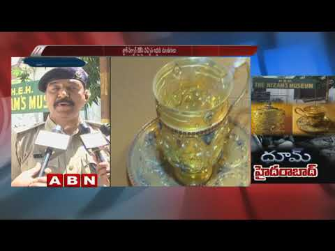 Mystery Behind Robbery In Nizam's Museum | Hyderabad | Red A