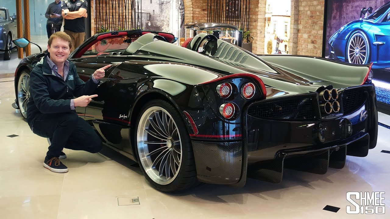is the pagani huayra roadster the best car in melbourne. Black Bedroom Furniture Sets. Home Design Ideas