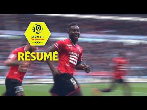 Stade Rennais FC - AS Monaco ( 1-1 ) - Résumé - (SRFC - ASM) / 2017-18