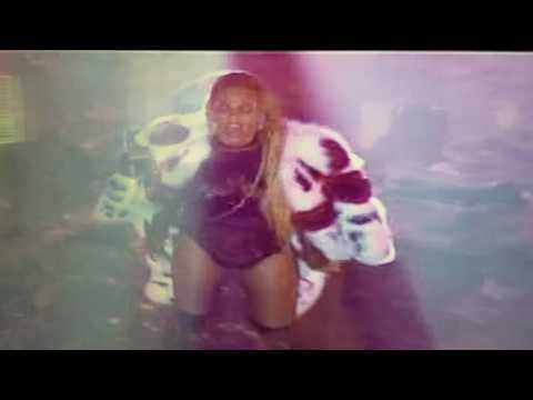Beyonce MTV 2016 VMA demon face. NEW!