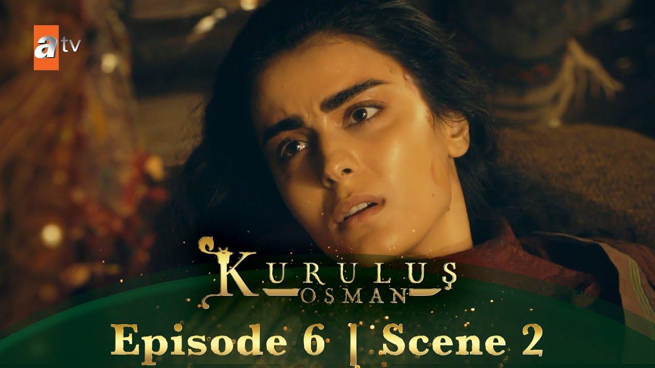 Kurulus Osman Urdu | Episode 6 - Scene 2 | Kya ap ka hath hathyar paker saktay hain?