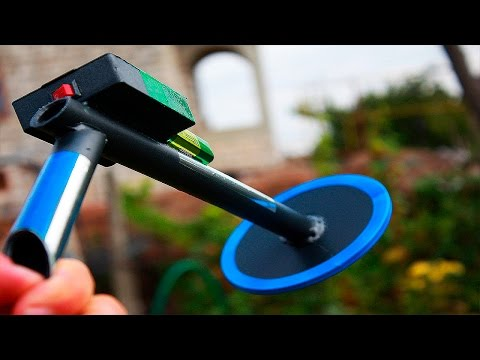 How to make a  DIY metal detector / Easy Tutorial
