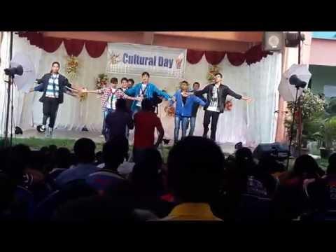 vvc school khammam gnandeep dance