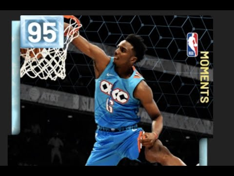 'NBA 2K19' MyTeam: How To Get The Hamidou Diallo Slam-Dunk-Contest-Winning ...