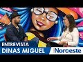 Entrevista com Dinas Miguel, Artista e Arte Educador Ambiental