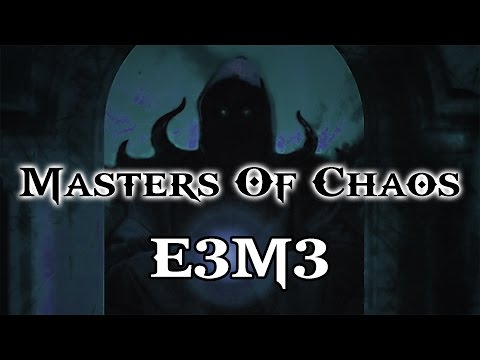 Heretic Wads  - Masters of Chaos - E3M3 [Cargo Shaft]