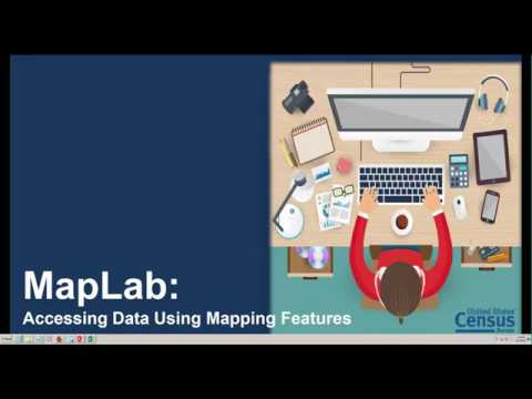 The MAP LAB Accessing And Mapping Data For Neighborhoods