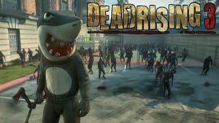 Dead Rising 3 PC - Bilada nos Zumbis