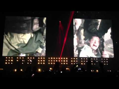 Jay-Z & Kanye West - No Church In The Wild - Live Paris Bercy 2012 - Watch The Throne