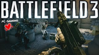 Battlefield 3 and the Rise of PC Gaming