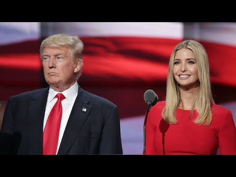 Ivanka Trump Introduces Donald Trump at RNC