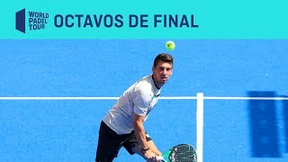 Resumen Octavos de Final (tarde) Alisea Ledus Jaén Open | World Padel Tour