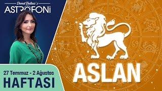 ASLAN burcu haftalık yorumu 27 Temmuz-2 Ağustos 2015