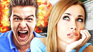STEALING A GIRL from her BOYFRIEND on Call of Duty! (Music TROLL)