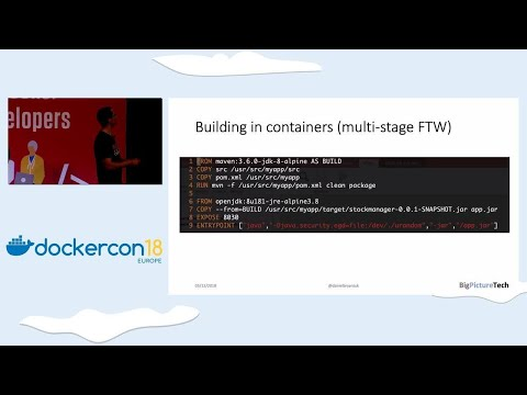 Continuous Delivery with Docker Containers and Java: The Good, the Bad, and the Ugly