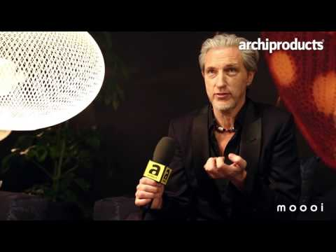 Fuorisalone 2017 | MOOOI - Marcel Wanders talks about products and space concept