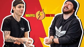 WAFFEL BATTLE vs Mooo