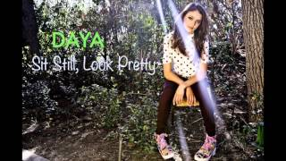 Daya- Sit Still, Look Pretty (Karaoke/Instrumental Version)