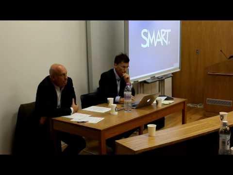 Europaeum Summer School 2016 - Stefan Auer & Xinzhong Yao panel
