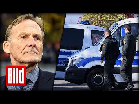 """BVB-Boss Watzke ist """"gewissermaßen"""" erleichtert nach der Festnahme"""
