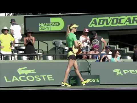 Ashleigh Barty vs Eugenie Bouchard
