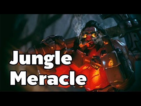 Axe Jungle By Meracle