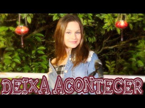 DEIXA ACONTECER naturalmente Grupo Revelação - Cover  Rafa Gomes