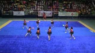 2014 香港普及體操節~英皇書院同學會小學