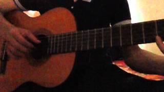''Thầm Yêu''  guitar by Quân