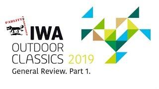 iWA OutdoorClassics 2018 by Pablitto Coldblooded, Nuremberg Germany, Flashlights