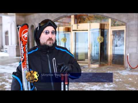 Golden Palace Resort & SPA *****GL հյուրանոց Ծաղկաձորում