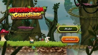 Mushroom Guardian (Level 1 - 6) Gameplay | Android Arcade Game