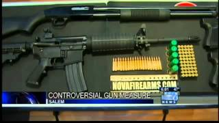 Proposed gun law could bring warrant-less searches