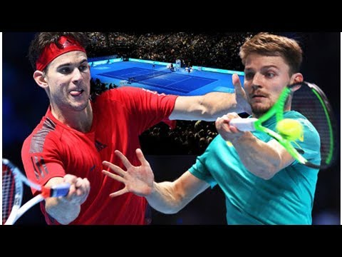 Dominic Thiem vs david goffin as it happened at the atp world tour finals Updated