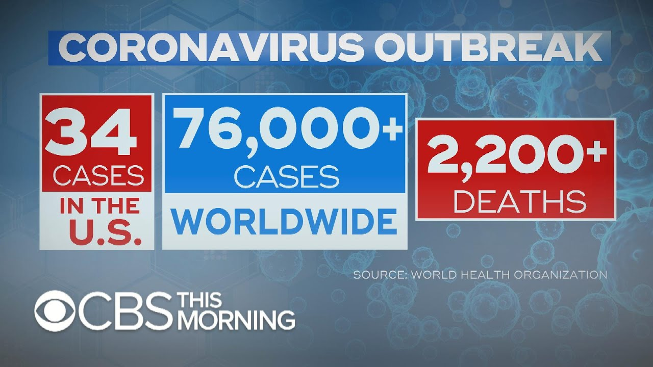 Coronavirus update: U.S. health officials prepare for spread at home