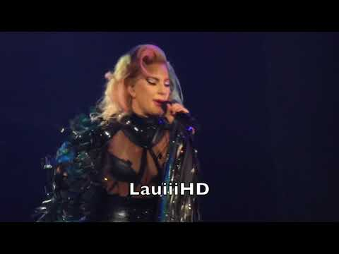 Lady Gaga - Scheiße - Live in Barcelona, Spain 14.01.2018 FULL HD