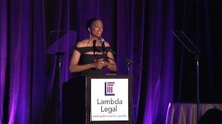 Aisha Tyler's Powerful Speech Will Make You Smile & Cry