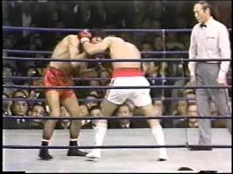 ボクシング - 日本歴代チャンピオンKOシーン 1968~1991.mpg