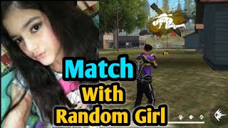 I Meet a Random Girl