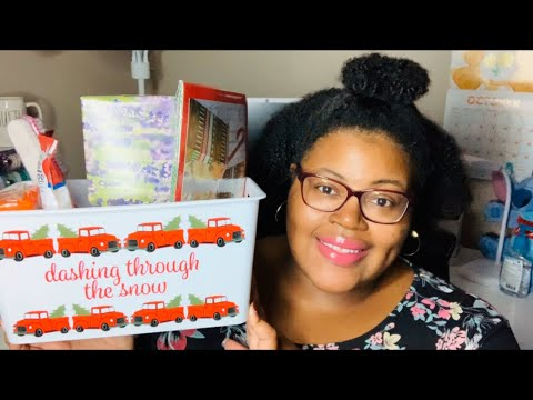 DOLLAR TREE HAUL | NEW CHRISTMAS ITEMS!! OCTOBER 14TH, 2019