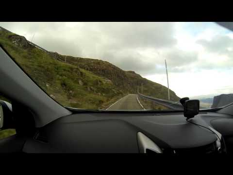 Driving in Scotland: Bealach Na Ba (GoPro)