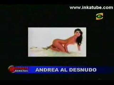 Detrás de Cámaras - Andrea Montenegro - Interviú 2007 (1/2)