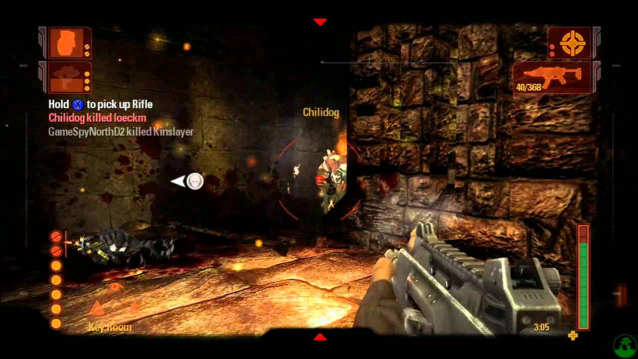Fuse Xbox 360 Gameplay : Shadowrun xbox gameplay maelstrom hd youtube