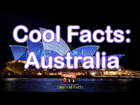 Australia Facts - Cool, Fun Facts About Down Under