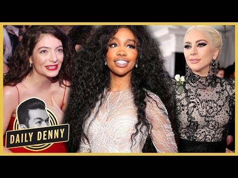 Grammys 2018 Fashion RECAP: SZA, Lady Gaga, Lorde, Chrissy Teigen, & MORE | Daily Denny