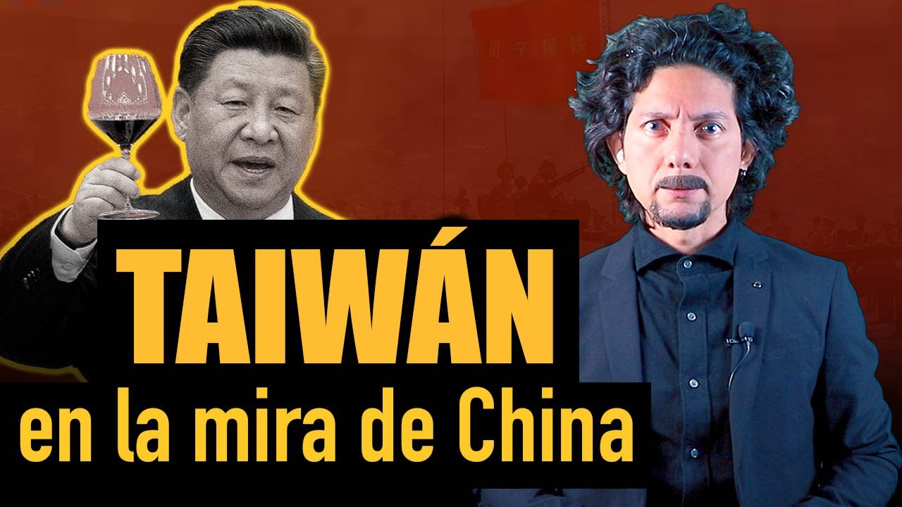¿INVADIRÁ China a Taiwán? Es posible… y EE.UU. no se metería. Mira por qué