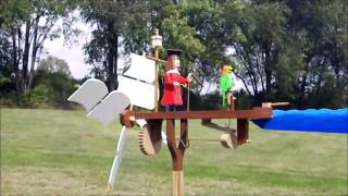 Land Ho Whirligig Video From Gigsandgears.com
