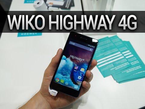 Wiko Highway 4G, prise en main - par Test-Mobile.fr